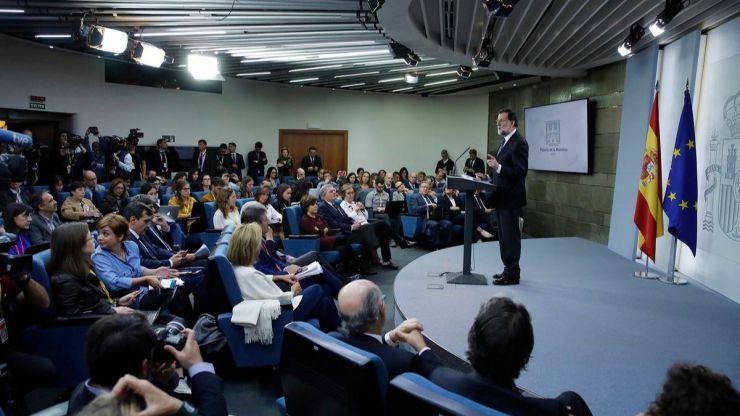 Estas son las medidas de Rajoy para aplicar el artículo 155