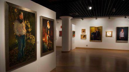 Pozuelo reúne lo mejor de la obra artística de Isabel Guerra