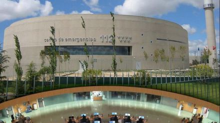 Madrid 112 explica los retos de futuro de los servicios de emergencia a los eurodiputados