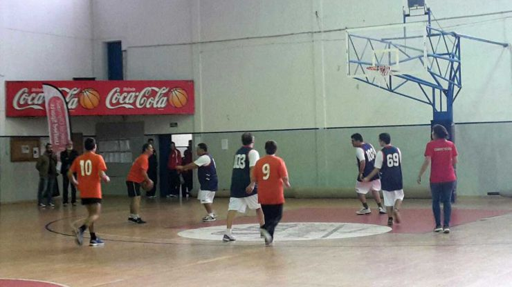 Ávila acoge el Torneo Nacional de Baloncesto Femenino '50 Aniversario PRONISA-Special Olympics'