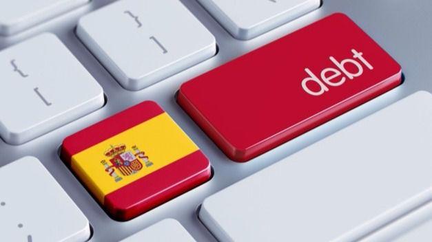 España es el más endeudado de la UE