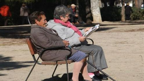 La nómina de pensiones contributivas supera los 8.831 millones de euros en octubre