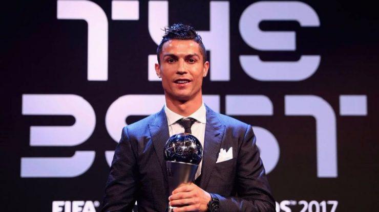 Cristiano Ronaldo, The Best