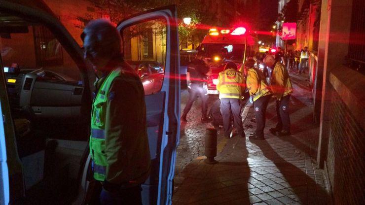 Detenida por machacar a martillazos la cabeza de su padre en Madrid