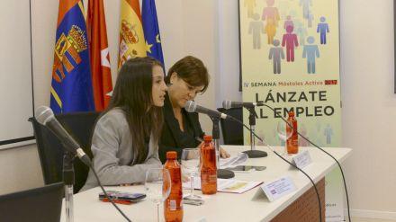 La semana 'Lánzate al Empleo 2017' apuesta por los talleres formativos en Móstoles
