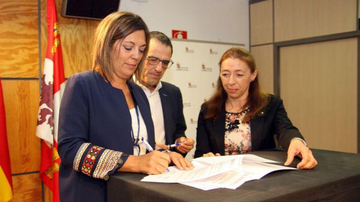 Agricultura y Ganadería de Castilla y León analizan el mercado para mejorar la transparencia y orientar