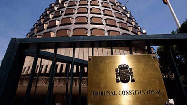 Los separatistas recurren la decisión del Gobierno ante el Constitucional
