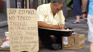 La pobreza se cronifica hasta tres años en España