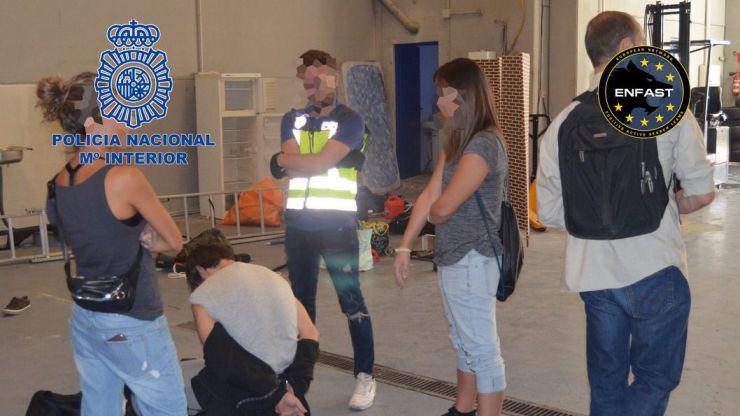 Detenido en Tarragona un fugitivo polaco buscado por homicidio