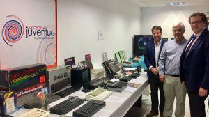 El Ayuntamiento de Jaén anima a los jienenses a visitar la exposición 'El mundo del Spectrum'