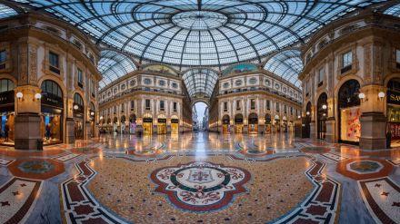 Turismo de compras en Milán, Seúl, Dubai y Viena