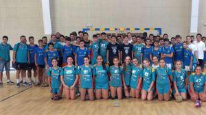 El CD Urci Almería arranca la temporada con más de 300 niños en su Escuela Deportiva Municipal