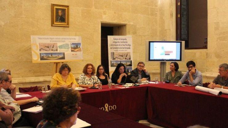 El Ayuntamiento de Sevilla iniciará los trabajos de búsqueda y delimitación de la fosa común de Pico Reja