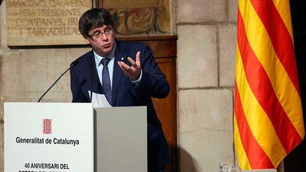 No iremos a elecciones por falta de garantías en Cataluña