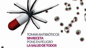 Antibióticos: tómatelos en serio