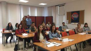 El Ayuntamiento de Jaén inicia una nueva acción formativa para formar a jóvenes en atención al cliente