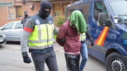 Detenido en Madrid un hombre de nacionalidad marroquí por su presunta integración en DAESH