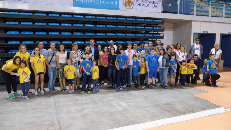 Más de un centenar de familias se beneficiarán del programa deportivo de la Asociación ALTEA en Almería