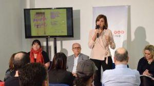 La concejala Sandra Gómez presenta un nuevo recurso denominado 'Barris Itinerant' en Valencia