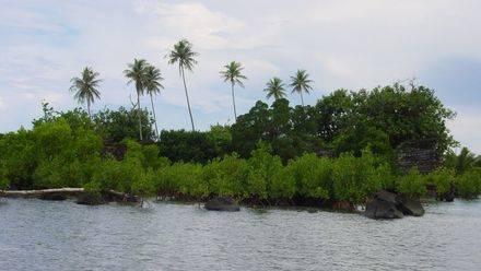 Una 'isla fantasma' en medio del Pacífico