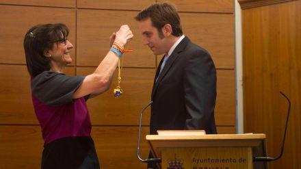 David Rodríguez toma posesión como concejal del Ayuntamiento de Pozuelo de Alarcón