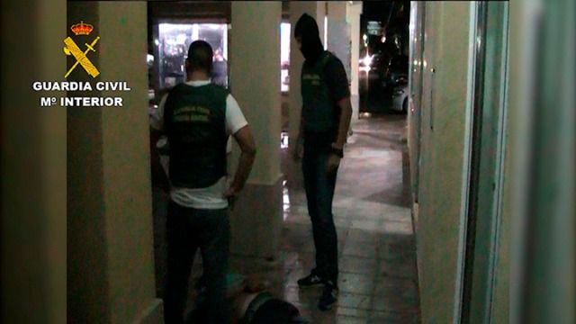 Detenido tras acabar con la vida de una persona en Almería en 2014