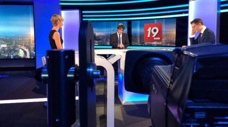 Puigdemont califica de 'colosal escándalo' el encarcelamiento 'masivo' de independentistas