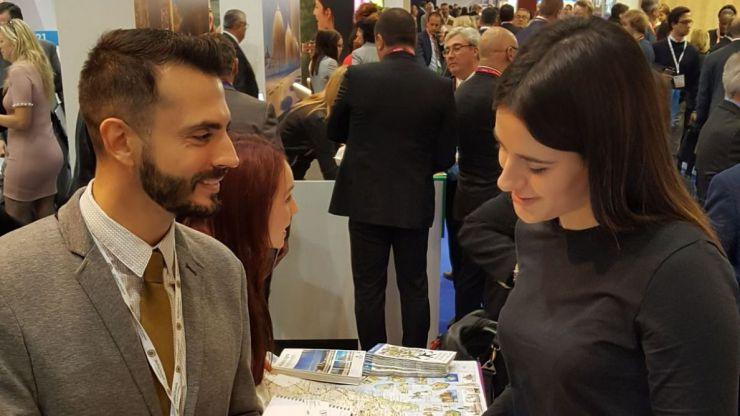 El Ayuntamiento de Almería impulsa su presencia en el mercado británico durante la 'World Travel Market'