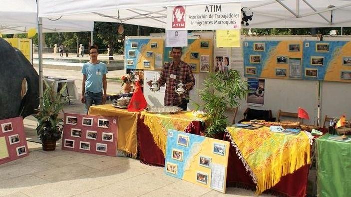 El secretario general de la Presidencia valora positivamente el Festival Intercultural de los trabajadores inmigrantes marroquíes de Burgos