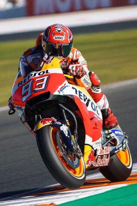 Márquez vuelve a ganar otro mundial