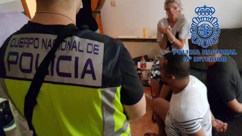 """Explotaban mujeres en Madrid mediante el método del """"lover-boy"""""""