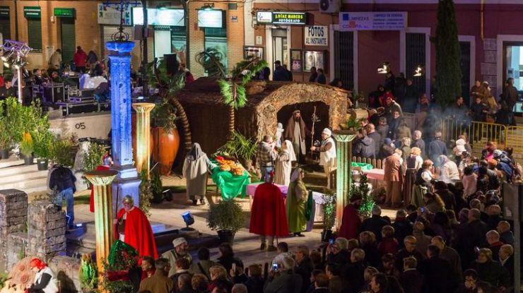 El Ayuntamiento de Getafe convoca el XV Concurso de Belenes