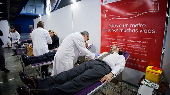 """Nueva campaña solidaria """"Estás a un metro de salvar muchas vidas"""""""