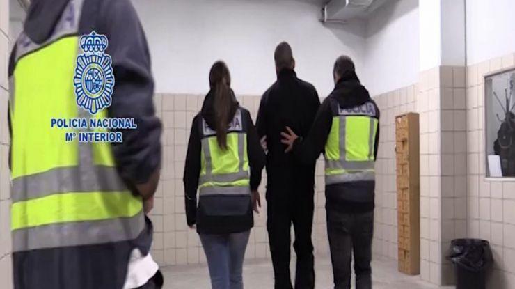 Detenidos 21 jóvenes por los altercados ocurridos el Día de la Hispanidad en Barcelona