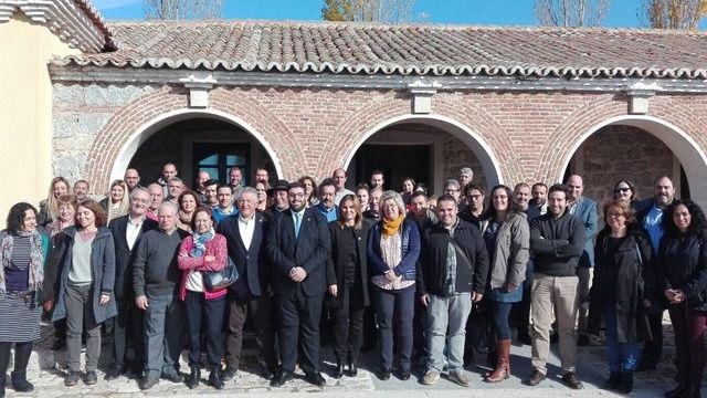 La marca colectiva Ávila Auténtica se marca como retos crecer y salir al exterior