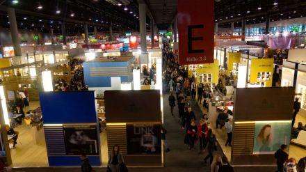 España será País Invitado de Honor en la Feria del Libro de Fráncfort en 2021