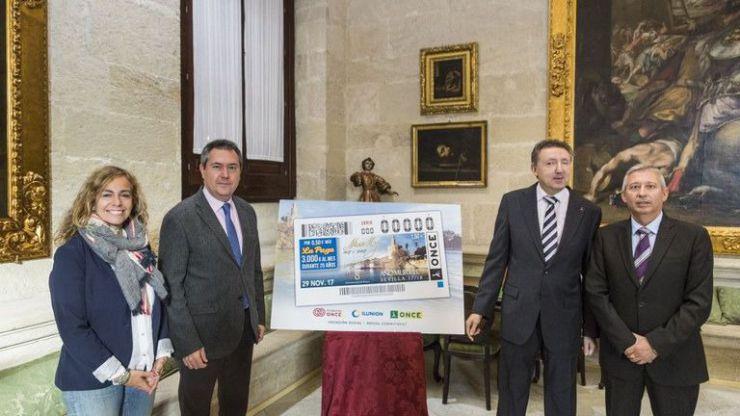 La ONCE se suma a la celebración del Año Murillo