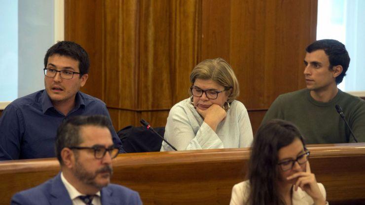 Acuerdo de toda la oposición de Pozuelo para pedir la reforma de la Ley Integral contra la violencia de género