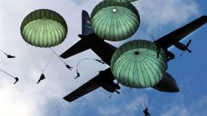 España participa en la 'Listed Paratrooper I/17'
