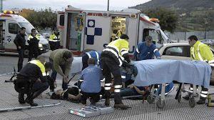 Cada 25 segundos muere una persona por accidente de tráfico