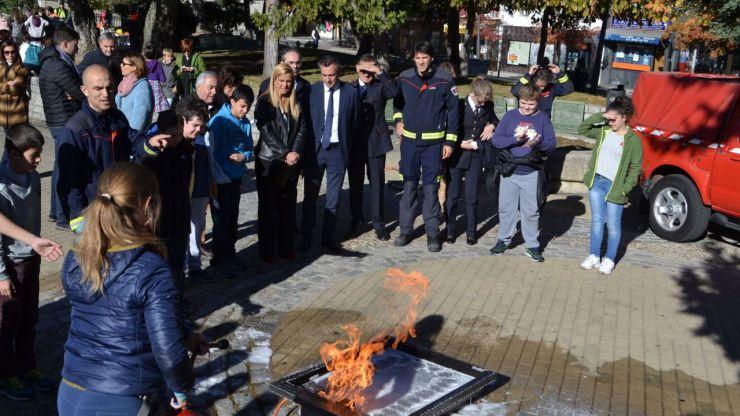 Collado Villalba celebra la 'Semana de la Prevención de Incendios'
