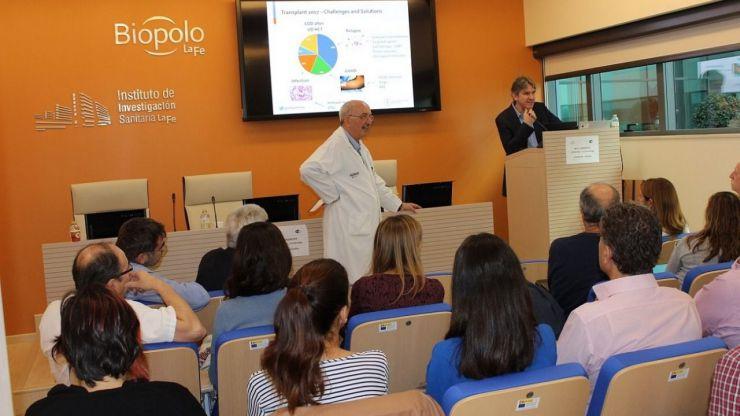 La Fe de Valencia avanza en el desarrollo del banco público de linfocitos contra infecciones virales dentro de un programa de terapia celular