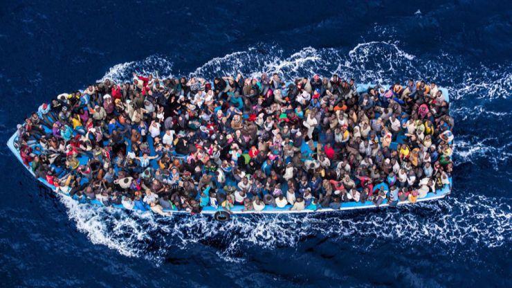 Acnur informa del cambio de las rutas migratorias