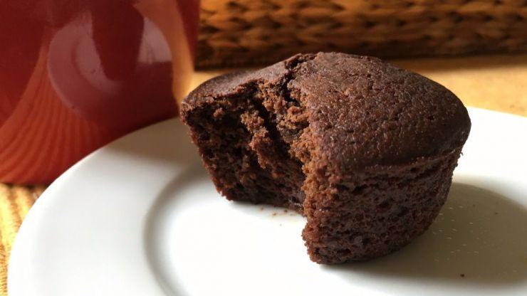 Receta: Brownie vegano