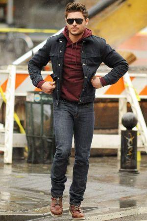 Get the look: Zac Efron