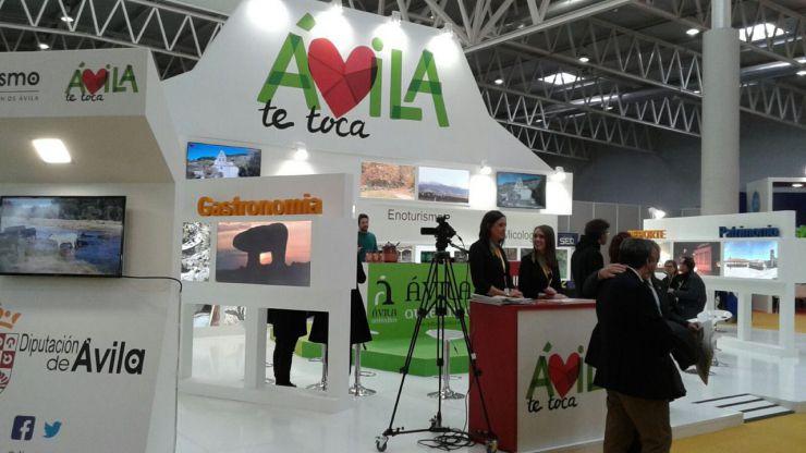 Ávila, sin técnicos en la Feria de Turismo Interior Intur 2017