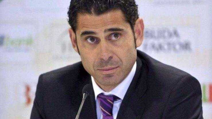 Fernando Hierro será el nuevo director deportivo de la RFEF