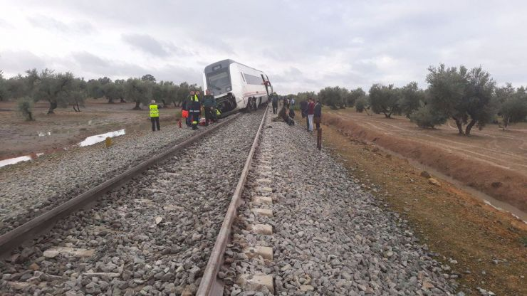 Accidente ferroviario en Sevilla deja 27 heridos