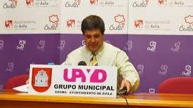 Carta abierta al Sr. Cerrajero. Portavoz de UPD en el ayuntamiento de Ávila