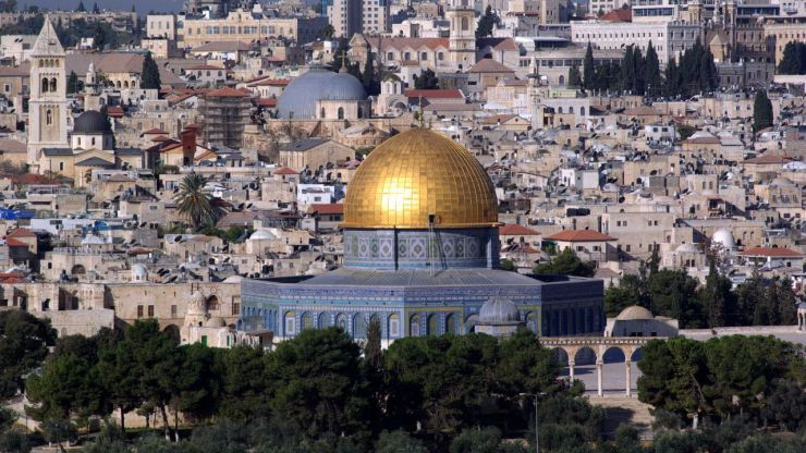 Trump vuelve a buscar lios en Oriente Próximo